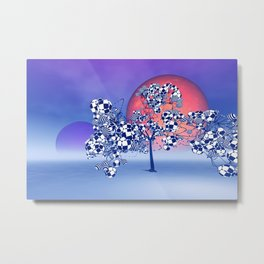 fancy tree for you -2- Metal Print