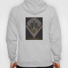 Art Deco Graphic No. 82 Hoody