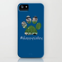 #HappyValley iPhone Case