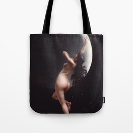 THE MOON NYMPH - LUIS RICARDO FALERO Tote Bag