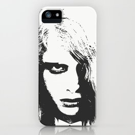 Night of living dead-Kyra iPhone Case
