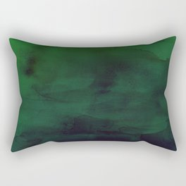 Watercolor (Witch's Blood) Rectangular Pillow