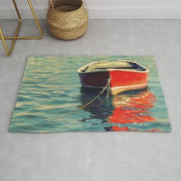 Red Boat Rug