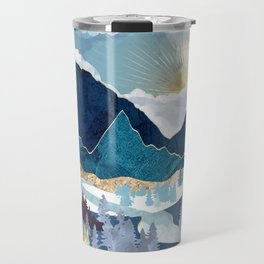 Valley Sunrise Travel Mug