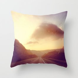 Lead and Follow Throw Pillow