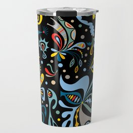 Real Deal black Travel Mug