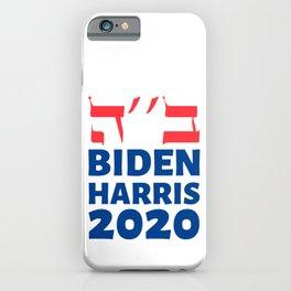 Jews For Joe Biden & Kamala Harris 2020 iPhone Case