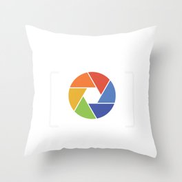 Science Nerd Experiment Cells Laboratory Atoms Test Subject Chemicals Gifts Throw Pillow
