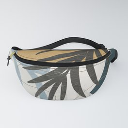 Abstract Tropical Art II Fanny Pack