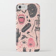 Whole Lotta Horror iPhone 7 Slim Case