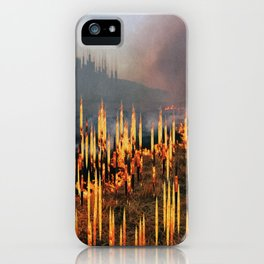 Deaths iPhone Case