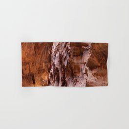 Hike in The Narrows Zion National Park Utah Hand & Bath Towel