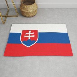 Slovakia Flag Slovakian Patriotic Rug