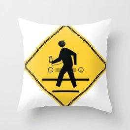 PeDX Throw Pillow