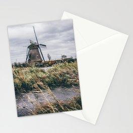 Kinderdijk Windmill Stationery Cards