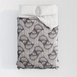 Bookworm-Ink Comforters
