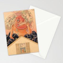 Strange Feeling Stationery Cards