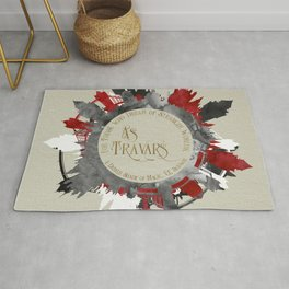 As Travars. For those who dream of stranger worlds. A Darker Shade of Magic. Rug