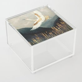 Elegant Flight Acrylic Box