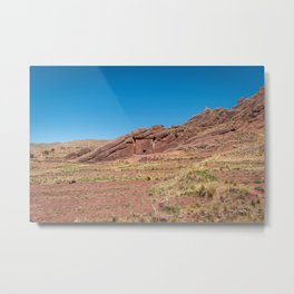 Gate of the Gods (Portal de Aramu Muru) Metal Print