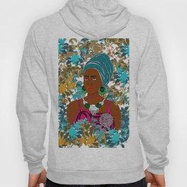 African Dreamer Women #boho art Hoody