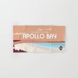 Do Not Vist Apollo Bay Hand & Bath Towel