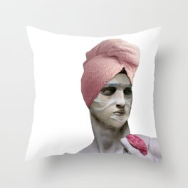 I don't do it for the 'Gram Throw Pillow