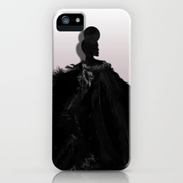 People will stare. Make it worth their while. iPhone Case