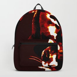 Witches' Cat Backpack
