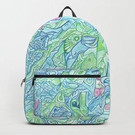 Marine Meditation Backpack