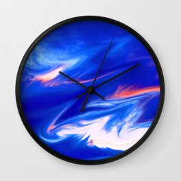 Mother Nature Wall Clock