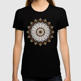 Feather Design T-shirt
