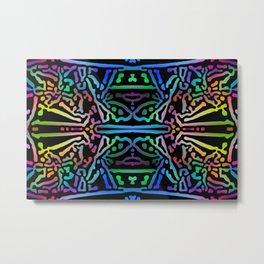 Colorandblack series 707 Metal Print
