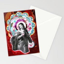 Maria (mãe de Jesus) Mary (mother of Jesus) #3 Stationery Cards