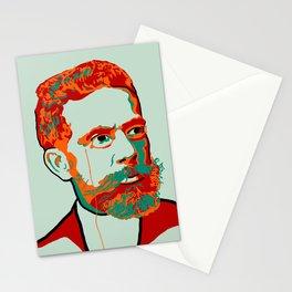 Machado de Assis Stationery Cards