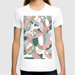 Depiction Of Self Love (emerald) T-shirt