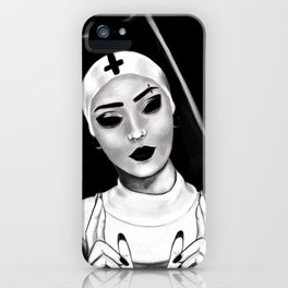 Join the darkside iPhone Case