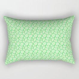 Cucumber pattern Rectangular Pillow