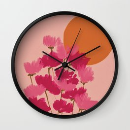 and where will we be on august 14th? Wall Clock