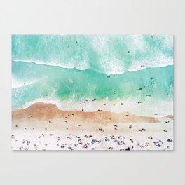 Beach Mood Canvas Print