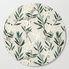 OLIVE BLOOM Cutting Board