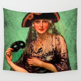 Pirate Jenny Wall Tapestry