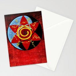Naruto seal Stationery Cards
