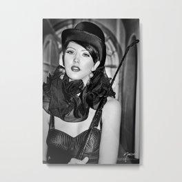 5251 Foxy Lady Metal Print