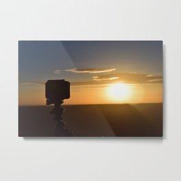 Sunset at Hopi Point, grand canyon Metal Print