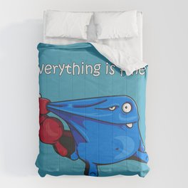 Everything is fine Comforters