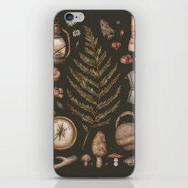 Wander iPhone Skin