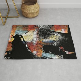 Demolition Edge Rug