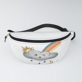 Lady Ruby Ruthless of Rainboohoo Fanny Pack