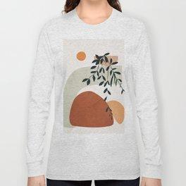 Soft Shapes I Long Sleeve T-shirt